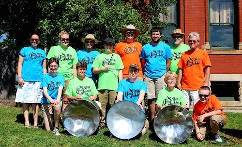 Pan Jammin' Steel Drums